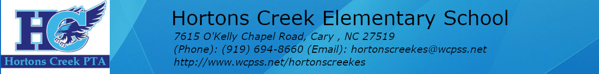 Hortons Creek Elementary School
